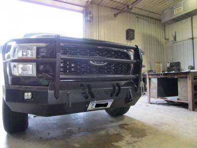 Throttle Down Kustoms - 2021-2022 Ford F-150 Bumper Grille Guard - Image 2